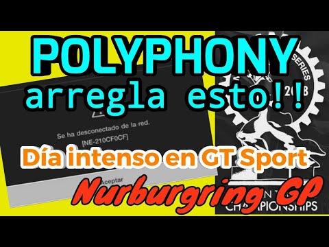 Gran Turismo Sport - Polyphony, tienes que arreglar esto!! | Nurburgring GP se va de las manos thumbnail