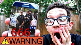 لاتتصل ابدا بالشرطة الساعة 3:00 الفجر ماتصدق ايش صار!!