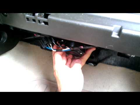 2007 Toyota Tundra DIY..A/C Fan Motor Replace..EASY