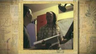 The Lost Thing - Voice Record Session with Tim Minchin