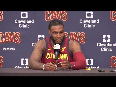 Jae Crowder talks about clashing with JR Smith at Cavs Media Day 2017