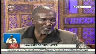 Jeff Koinange Live with Benga musician Joseph Kamaru part 3