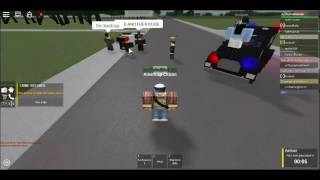 ROBLOX Assassination Of Vice President [IcySouth]