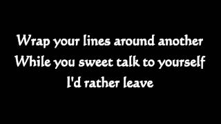 We Are The In Crowd - Better luck next time (lyrics)