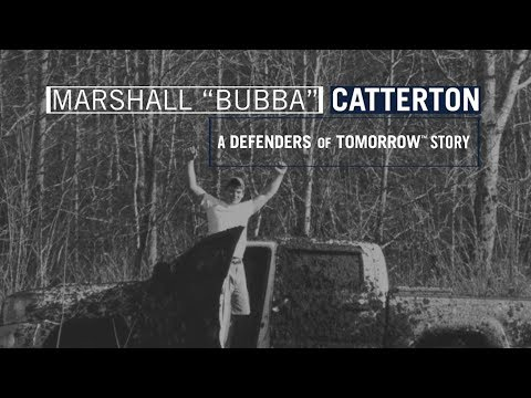 "Marshall ""Bubba"" Catterton: A Defenders of Tomorrow Story"