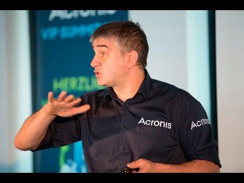 Smart equates to digital future - Serguei Beloussov, Acronis CEO