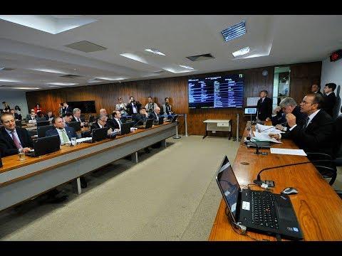 CPMI da JBS - Recebe Luciano Coutinho, ex-presidente do BNDES - 03/10/2017