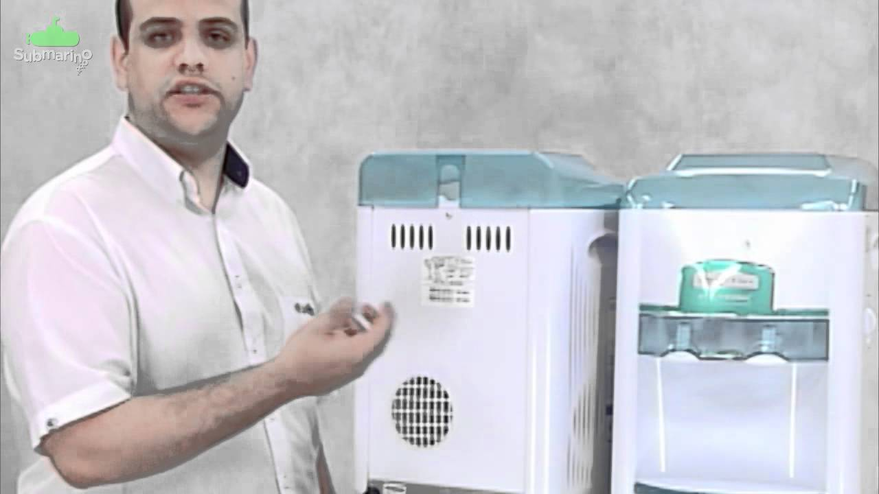 2edae728427 Purificador de Água Puritronic Full Range - Latina
