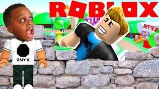 PLAYING HIDE AND SEEK WITH MY FANS!!! - Roblox