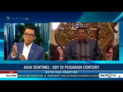 Asia Sentinel : SBY Di Pusaran Century