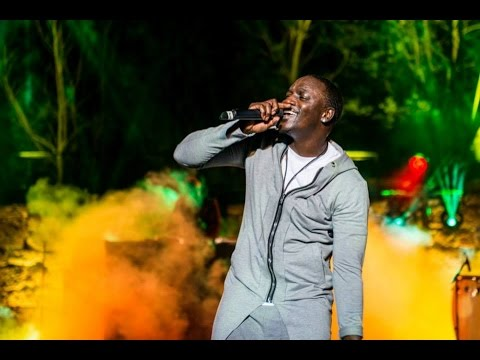 Festival de carthage 2015 : Akon | Carthage Event Tv