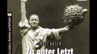 Video Ernst Busch - Das Lied vom Klassenfeind download MP3, 3GP, MP4, WEBM, AVI, FLV Agustus 2017