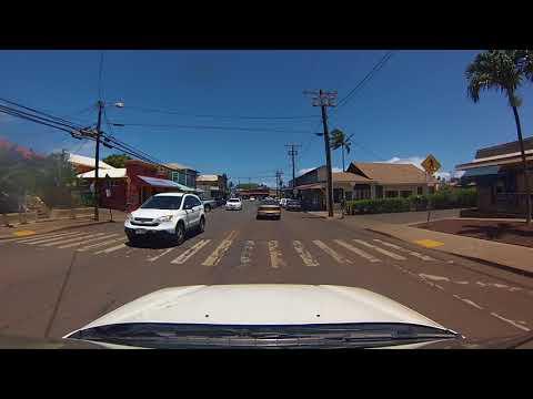 Driving Through Makawao, Maui - SmeltzerSounds
