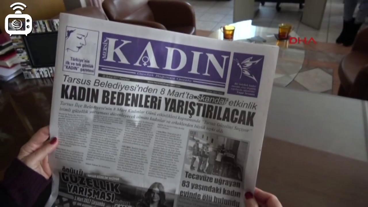8 MART GÜZELLİK YARIŞMASI İPTAL EDİLDİ!