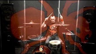 The Prodigy - Rok-Weiler - Drum Cover by Garri Snowman