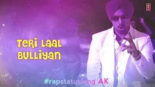 Red Lips Deep Money whatsapp status Lyrical Status rapstatusking AK