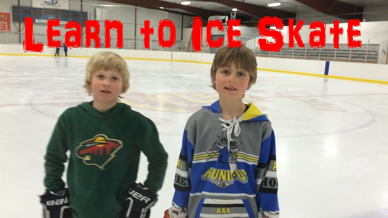 A Guide To Ice Skating Basics - YouTube
