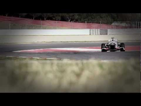 Sauber F1 Team - Dive into the world of motorsports - 2012 image film (long version)