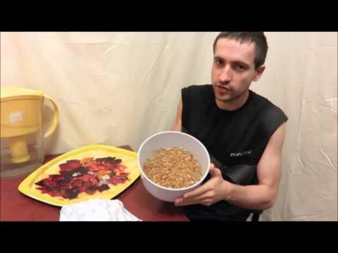 Как проращивать зерно в домашних условиях для еды