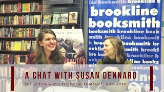 An Interview with Susan Dennard! || #Bloodwitch Tour