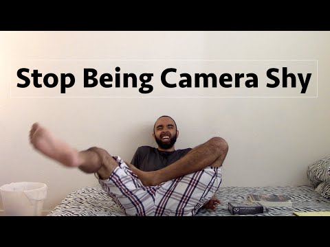10 Ways To Stop Being Camera Shy