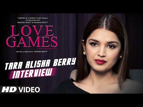 TARA ALISHA BERRY Exclusive Interview   LOVE GAMES   T-Series