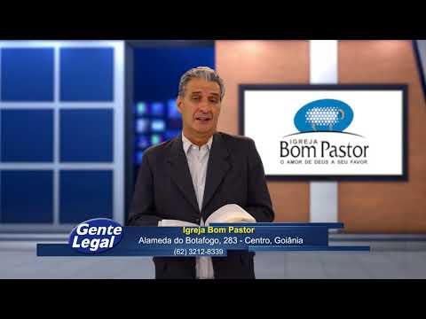 Não busque razões para o seu sofrimento - Pr. Eduardo Saba - Bom Pastor
