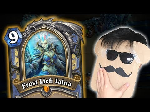 [Hearthstone] 7 NEW INTERACTIONS from Knights of The Frozen Throne (Jaina, Doomerang, Blackguard)