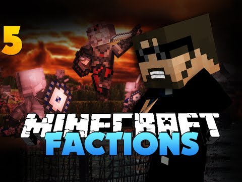Minecraft Factions 5 - MCMMO LEVELS