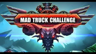 Mad Truck Challenge Special Full Gameplay Walkthrough