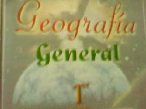 LIBRO DE GEOGRAFÌA DE PRIMER AÑO FUNDACIÒN EDITORIAL SANTILLANA