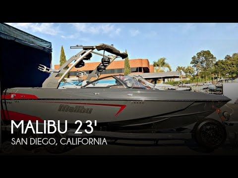 Used 2017 Malibu 23 Wakesetter LSV for sale in San Diego, California