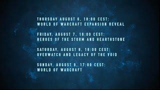 Gamescom Live Stream - Teaser