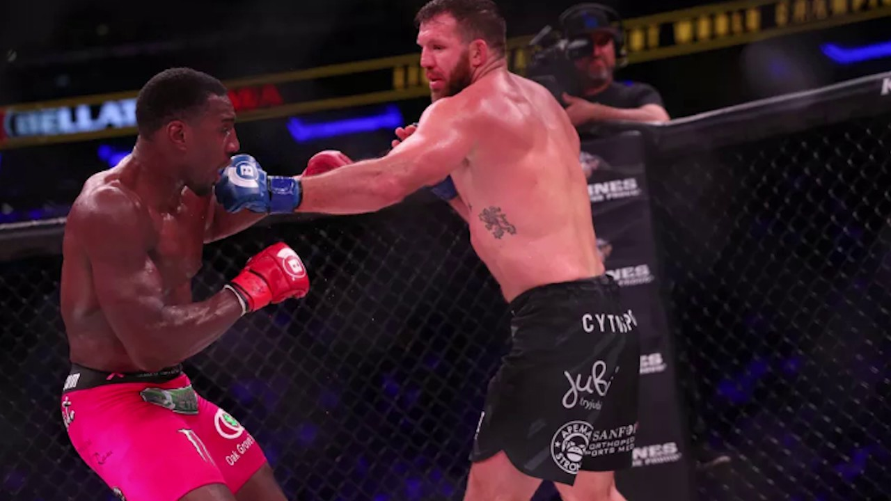 Bellator 180 results: Ryan Bader wins LHW title with lackluster decision over Phil Davis