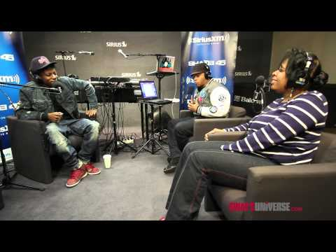 """Joey Bada$$ Introduces Beast Coast and Performs """"Waves"""" on Sway in the Morning"""