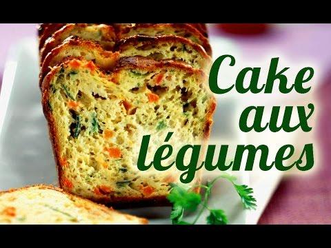 recette-thermomix-cake-salé-aux-légumes