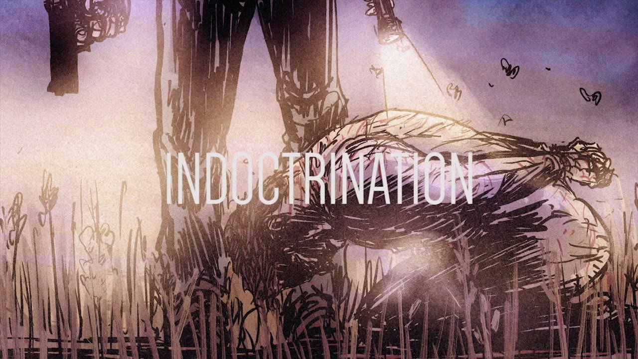 Indoctrination Book Trailer  Z2ics