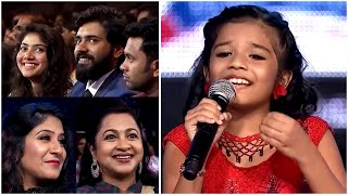 Baby Sreya Stunned Everyone With Her Cute & Lovely Song