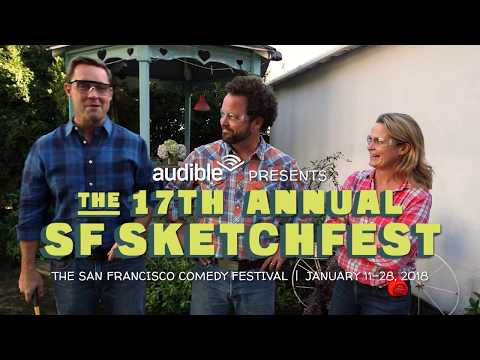 SF Sketchfest 2018    HousePlace