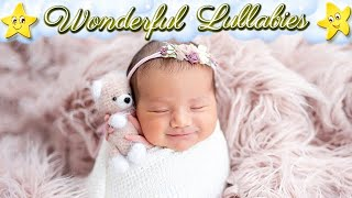 1 Hour Super Relaxing Baby Musicbox Lullabies ♥ Soft Bedtime Sleep Music Nursery Rhymes ♫ Good Night