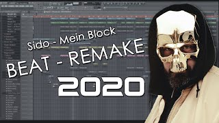 Beatmaking - Remake von [Sido - Mein Block]
