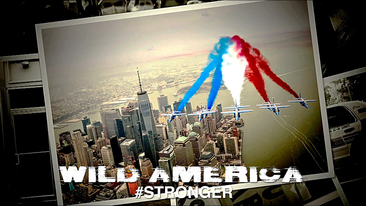 """STRONGER"" Video by Wild America"