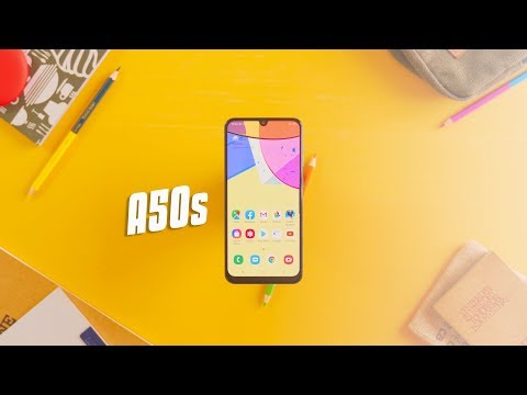 Samsung Galaxy A50s Review In Bangla: Minor Upgrades?