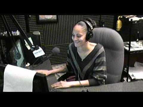 Fally Ipupa  on Afro-Deeziak Radio (USA) with Gracie Phoenix -  2011 BET Awards Part 1