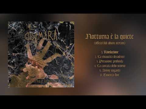 Disamara - Notturna è la quiete   Official Full Album