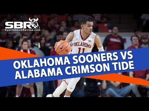 Oklahoma Sooners vs Alabama Crimson Tide | College Basketball Betting Picks | Pete Loshak & Joe Gava