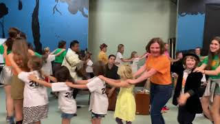 Week 3 2019 Campers w/Inka Jam