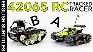 ШУСТРЫЙ МАЛЫШ 2в1! Обзор LEGO Techic 42065 RC Tracked Racer(, 2017-03-03T22:11:41.000Z)