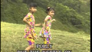 Polly, Put The Kettle On (Children Education Song) lyric