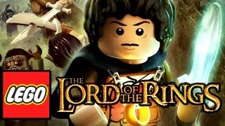 LEGO Der Herr der Ringe Gameplay Part 1  [Let´s play Xbox]